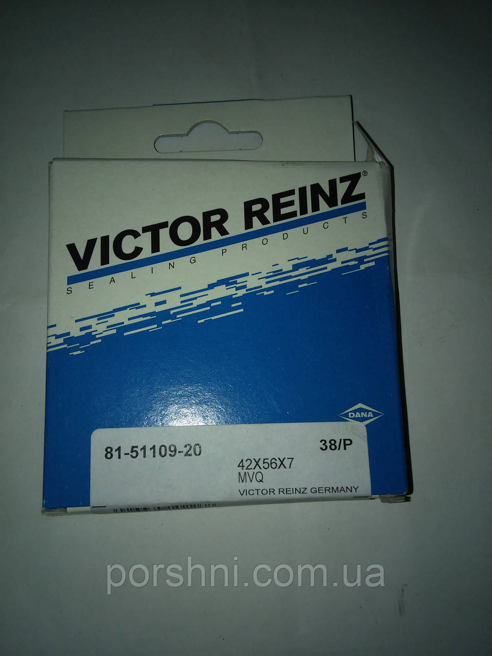 Сальники   42 х 56 х 7 Ford Sierra OHC VIKTOR REINZ  81-51109-20
