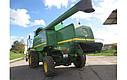Купить комбайн зерноуборочный JOHN DEERE T670 HM, 2008 г, фото 4