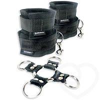 Купить набор для фиксации рук и ног Sportsheets Hog Tie & Cuff Set