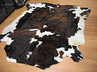 Шкура  коровы, коричневая