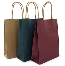 """Пакеты """"крафт-бумага"""" 15X20X6cm (Код: gift-papir-171-1)"""