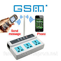 GSM розетка 3Х SMART SECURITY