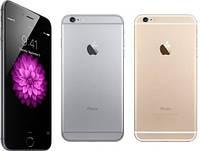Новый iphone 6 64Gb gold, Space Gray оригинал рефреш (без отпечатка пальца)
