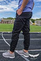 Мужские штаны Cargo Black черные