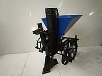 Картофелесажалка цепная для мотоблока КСЦ-1 с транспортировочными колесами (пр-во AGROMARKA)