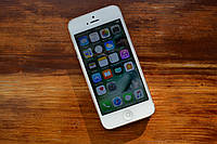 Apple Iphone 5 16Gb Silver Neverlock Оригинал!