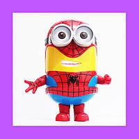 Танцующая игрушка Миньон Spider- Minion