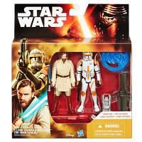 Набор из двух фигурок Оби-Ван и Клон-Коммандер Коуди Star Wars Hasbro