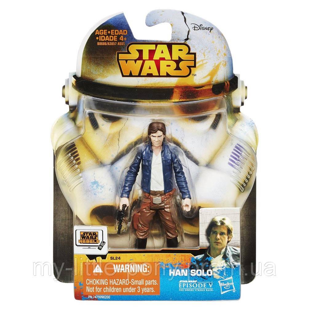 Фигурка Хан Соло Star Wars Hasbro