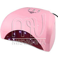 УФ лампа UV LED SUN5X Lilly на 36 Вт (pink)
