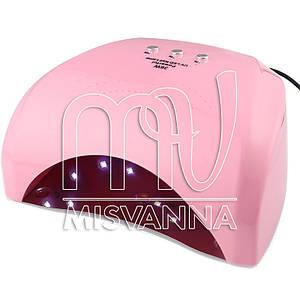 УФ лампа UV LED SUN5X Lilly на 36 Вт (pink)