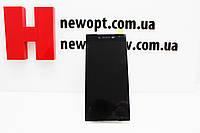 Дисплей Sony E6833/E6853 Xperia Z5 Premium с тачскрином черный Оригинал
