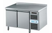 Морозильный стол двухдверный (1250х700х850)