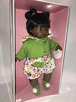 Испанская кукла Лоренс Llorens Birtukan негрик