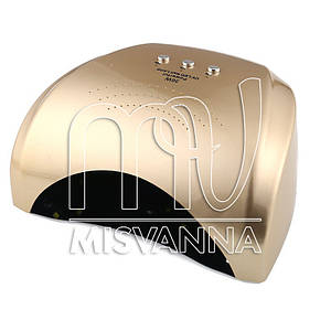 УФ лампа UV LED SUN5X Lilly на 36 Вт (gold)