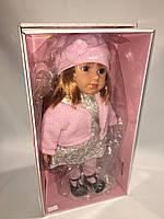 Испанская кукла Лоренс Llorens в розовой шапочке, фото 1