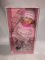Испанская кукла Лоренс Llorens в полосатой шапочке