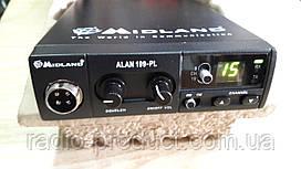Midland Alan 199, рация, радиостанция, гар. 12 мес.