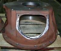 Корпус муфты сцепления Т-150К под двигатель ЯМЗ-236 (172.21.021А)