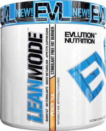 New! Лучший жиросжигатель (6 компонентов жиросжигания) Lean Mode Evlution Nutrition (США) порошок