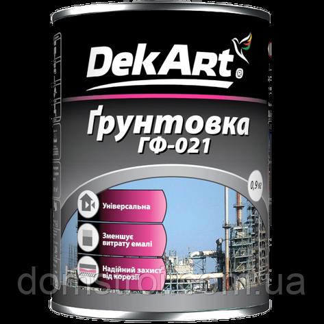 """Грунтовка ГФ-021   ТМ """"DekArt"""", фото 2"""