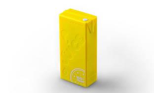 Momax iPower Juice power bank 4400 mAh, yellow (IP32Y)