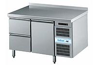 Холодильный стол двухдверный (2 шухляды;1 дверь)