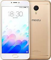 Смартфон Meizu M3 Note  16GB Gold, фото 1