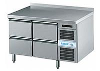 Холодильный стол двухдверный (4 шухляда)