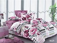 """Комплект постельного белья """"Viluta"""" ранфорс № 6 Евро Вилюта № 8625"""