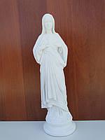 Скульптуры для памятников. Статуя Божьей Матери.  41 см бетон
