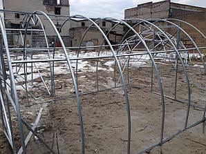 Теплица Эльдорадо 3х4 под поликарбонат 8 мм стандарт