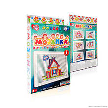 Детская развивающая игра мозаика