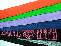 Лента ременная Ёлка по (50м) цветная
