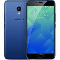 Смартфон Meizu M5 2/16GB Black  blue