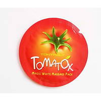 Детокс томатная маска Tony Moly Tomatox Magic White Massage Pack