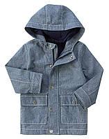 Курточка джинсовая на подкладке Crazy8