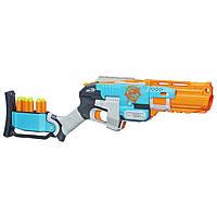 Nerf  бластер нерф Zombie Strike Sledge Fire Blaster Set