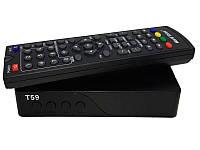 Цифровой эфирный ресивер World Vision T59 DVB-T2