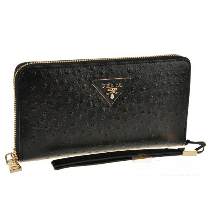 Клатч Prada PR60003 черный – купить в интернет-магазине ... facb3227bdd