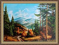 Картина Горный пейзаж 500х700мм. №344
