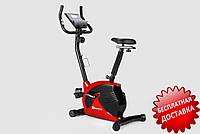 Велотренажер Hop-Sport (HS-2080 Spark) red