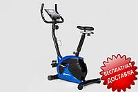Велотренажер Hop-Sport (HS-2080 Spark) blue