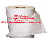 Агроволокно р-30g 2.1*500м AGREEN 4сезона белое Итальянское качество, фото 7