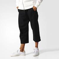 Хлопковые укороченные брюки мужские adidas XbyO BQ3103 - 2017