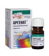 Аргенат ( Argenate ) однокомпонентный, жидкость 5мл
