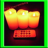 Светодиодные свечи Luma Candles Color Changing на батарейках