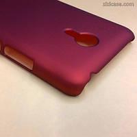 Чехол пластиковый для Meizu M2 Note (красный)