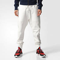 Мужские спортивный брюки XbyO BQ3109 белые - 2017