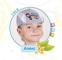 Летние головные уборы для мальчиков